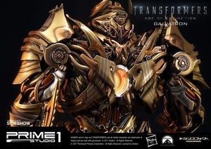 Статуэтка Золотая версия Galvatron (Трансформеры) Prime 1 Studio Трансформеры фотография-17.jpg
