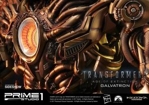 Статуэтка Золотая версия Galvatron (Трансформеры) Prime 1 Studio Трансформеры фотография-20.jpg