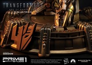 Статуэтка Золотая версия Galvatron (Трансформеры) Prime 1 Studio Трансформеры фотография-22.jpg