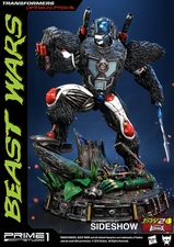 Статуэтка Optimus Primal Prime 1 Studio Трансформеры фотография-10.jpg