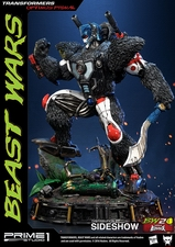 Статуэтка Optimus Primal Prime 1 Studio Трансформеры фотография-14.jpg