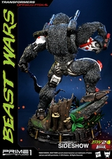 Статуэтка Optimus Primal Prime 1 Studio Трансформеры фотография-15.jpg
