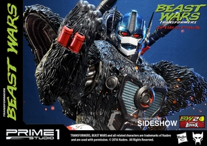 Статуэтка Optimus Primal Prime 1 Studio Трансформеры фотография-20.jpg