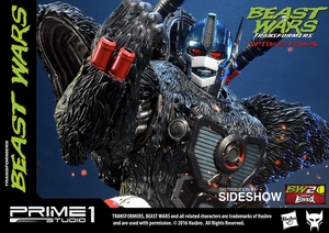 Статуэтка Optimus Primal Prime 1 Studio Трансформеры фотография-21.jpg