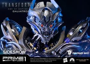 Бюст Гальватрон (Трансформеры) Prime 1 Studio Трансформеры фотография-02.jpg