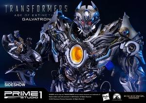 Фигурка из искусственного камня Гальватрон Prime 1 Studio Трансформеры фотография-01.jpg