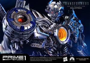Фигурка из искусственного камня Гальватрон Prime 1 Studio Трансформеры фотография-02.jpg