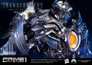 Фигурка из искусственного камня Гальватрон Prime 1 Studio Трансформеры фотография-03.jpg