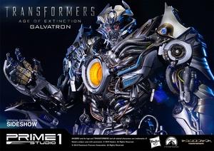 Фигурка из искусственного камня Гальватрон Prime 1 Studio Трансформеры фотография-04.jpg