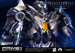 Фигурка из искусственного камня Гальватрон Prime 1 Studio Трансформеры фотография-17.jpg