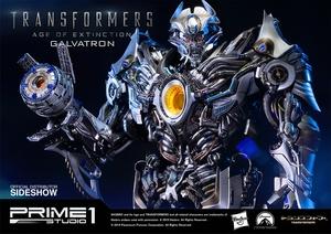 Фигурка из искусственного камня Гальватрон Prime 1 Studio Трансформеры фотография-18.jpg