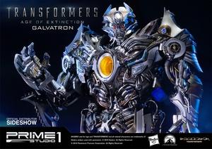 Фигурка из искусственного камня Гальватрон Prime 1 Studio Трансформеры фотография-19.jpg