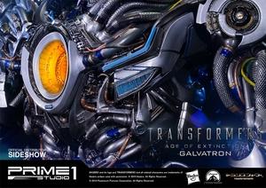 Фигурка из искусственного камня Гальватрон Prime 1 Studio Трансформеры фотография-20.jpg