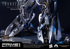 Фигурка из искусственного камня Гальватрон Prime 1 Studio Трансформеры фотография-21.jpg