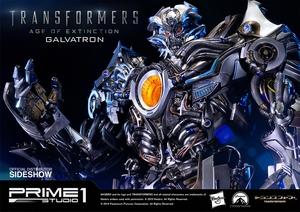 Фигурка из искусственного камня Гальватрон Prime 1 Studio Трансформеры фотография-24.jpg