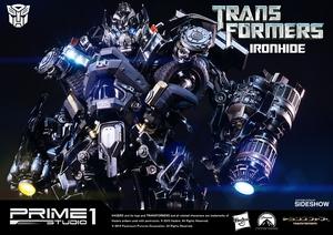 Фигурка из искусственного камня Ironhide Prime 1 Studio Трансформеры фотография-01.jpg
