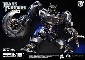 Статуэтка Джаз Prime 1 Studio Трансформеры фотография-01.jpg