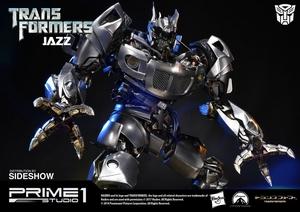 Статуэтка Джаз Prime 1 Studio Трансформеры фотография-04.jpg