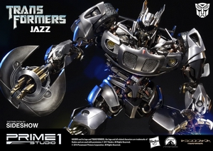 Статуэтка Джаз Prime 1 Studio Трансформеры фотография-12.jpg