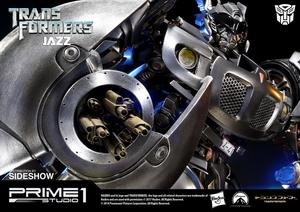 Статуэтка Джаз Prime 1 Studio Трансформеры фотография-13.jpg