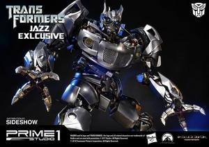Статуэтка Джаз Prime 1 Studio Трансформеры фотография-02.jpg
