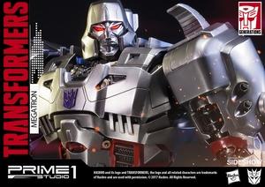 Статуэтка Мегатронные Трансформеры Поколение 1 Prime 1 Studio Трансформеры фотография-11.jpg