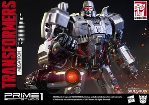 Статуэтка Мегатронные Трансформеры Поколение 1 Prime 1 Studio Трансформеры фотография-14.jpg