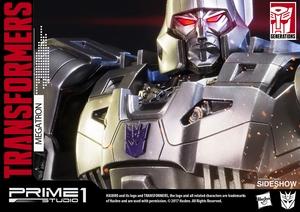 Статуэтка Мегатронные Трансформеры Поколение 1 Prime 1 Studio Трансформеры фотография-16.jpg