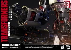 Статуэтка Мегатронные Трансформеры Поколение 1 Prime 1 Studio Трансформеры фотография-17.jpg