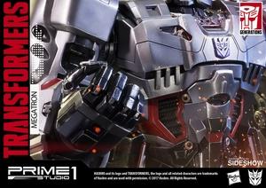 Статуэтка Мегатронные Трансформеры Поколение 1 Prime 1 Studio Трансформеры фотография-18.jpg
