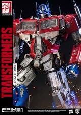 Статуэтка Оптимус Прайм Трансформеры Поколение 1 Prime 1 Studio Трансформеры фотография-07.jpg