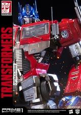 Статуэтка Оптимус Прайм Трансформеры Поколение 1 Prime 1 Studio Трансформеры фотография-09.jpg