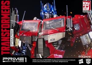Статуэтка Оптимус Прайм Трансформеры Поколение 1 Prime 1 Studio Трансформеры фотография-10.jpg
