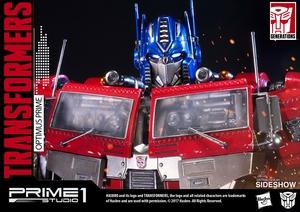 Статуэтка Оптимус Прайм Трансформеры Поколение 1 Prime 1 Studio Трансформеры фотография-13.jpg
