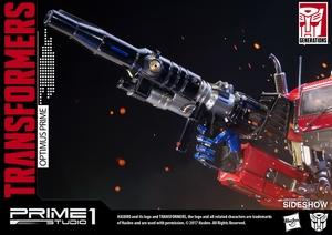 Статуэтка Оптимус Прайм Трансформеры Поколение 1 Prime 1 Studio Трансформеры фотография-14.jpg