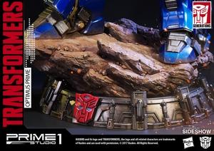 Статуэтка Оптимус Прайм Трансформеры Поколение 1 Prime 1 Studio Трансформеры фотография-15.jpg