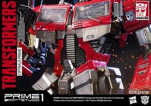Статуэтка Оптимус Прайм Трансформеры Поколение 1 Prime 1 Studio Трансформеры фотография-17.jpg