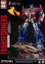 Статуэтка Оптимус Прайм Трансформеры Поколение 1 Prime 1 Studio Трансформеры фотография-01.jpg
