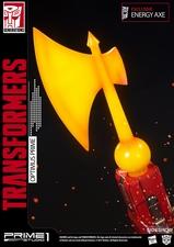 Статуэтка Оптимус Прайм Трансформеры Поколение 1 Prime 1 Studio Трансформеры фотография-02.jpg