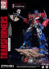 Статуэтка Оптимус Прайм Трансформеры Поколение 1 Prime 1 Studio Трансформеры фотография-04.jpg