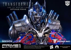 Бюст Оптимус Прайм (Трансформеры) Prime 1 Studio Трансформеры фотография-02.jpg