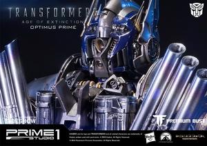 Бюст Оптимус Прайм (Трансформеры) Prime 1 Studio Трансформеры фотография-04.jpg