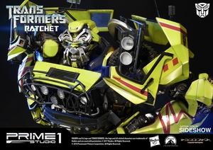 Фигурка из искусственного камня Рэтчет Prime 1 Studio Трансформеры фотография-03.jpg