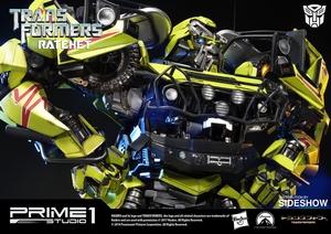 Фигурка из искусственного камня Рэтчет Prime 1 Studio Трансформеры фотография-04.jpg