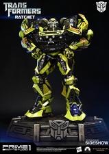 Фигурка из искусственного камня Рэтчет Prime 1 Studio Трансформеры фотография-05.jpg