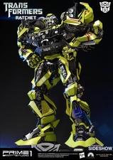 Фигурка из искусственного камня Рэтчет Prime 1 Studio Трансформеры фотография-06.jpg