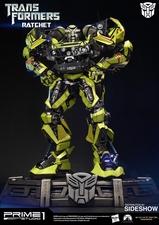 Фигурка из искусственного камня Рэтчет Prime 1 Studio Трансформеры фотография-08.jpg