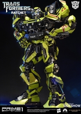 Фигурка из искусственного камня Рэтчет Prime 1 Studio Трансформеры фотография-09.jpg