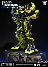 Фигурка из искусственного камня Рэтчет Prime 1 Studio Трансформеры фотография-10.jpg