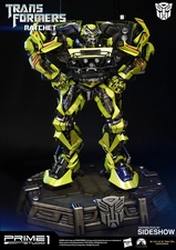 Фигурка из искусственного камня Рэтчет Prime 1 Studio Трансформеры фотография-13.jpg